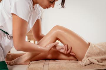 Legs Massage © milanmarkovic78