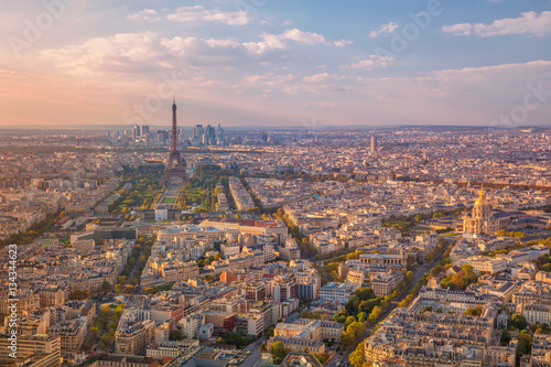 Poster City of Paris