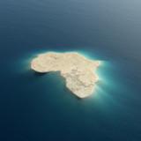 Africa conceptual island design