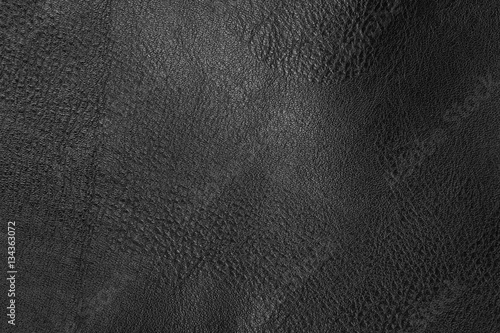 Fotobehang Stof black artificial leather for background