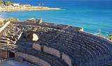 Roman amphitheater of Tarragona.Catalonia.Spain