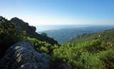 montagne et côte de la Corse orientale