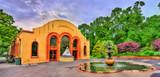 Conservatory of Fitzroy Gardens in Melbourne, Australia
