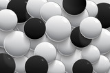 Optical illusion black and whiteseamless modern design.wallpaper Creatie Abstract Background.