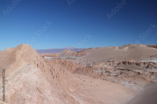Poster Atacama Wüste / Chile