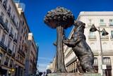 Wahrzeichen Madrid - Bär am Erdbeerbaum