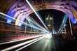 Tower Bridge and London Bus