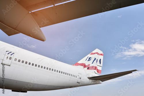 Zdjęcia aircraft wing