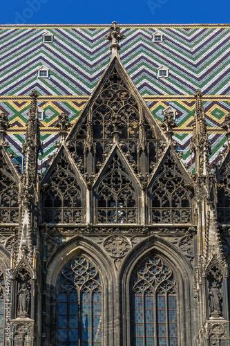 Poster St. Stephen's Cathedral, Vienna, Austria