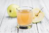 Homemade Apple Juice