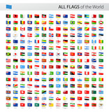 All World Tag Vector Flags - Collection - 134591880