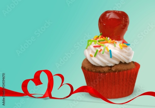 Poster Cupcake.