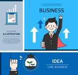 Business Situation Illustration - 134676487