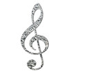 Violinschlüssel, Notenschlüssel