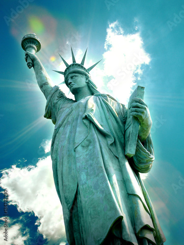 Statue of Liberty in New York City Poster