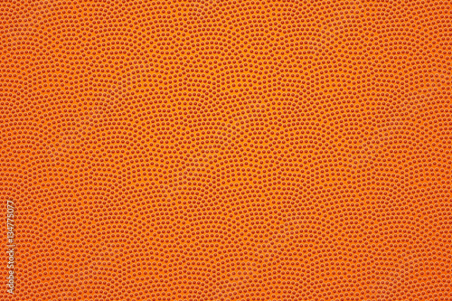 Fotobehang Abstractie Basketball ball leather pattern, background. Vector