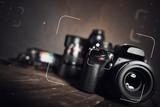 Professional reflex camera - 134789030