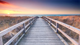 Drewniana droga do Morza Bałtyckiego - wiosna