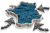 France - Immigration et rempart - 134852672