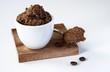 Creamy Espresso Mousse au Chocolat
