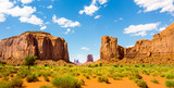 Monument Valley historic, recreational park in USA