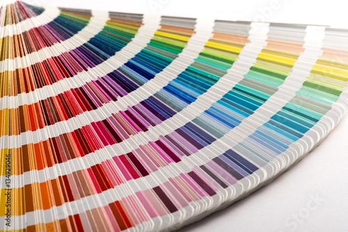 Poster Colour fan deck