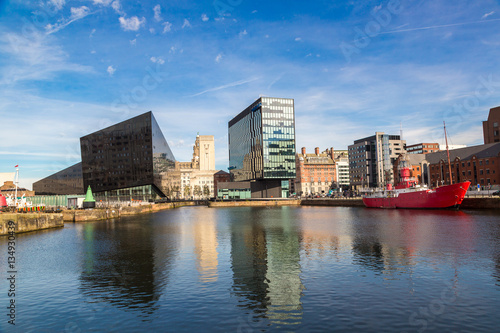 Modern architecture in Liverpool