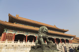 Chinese Lion, Gate of Supreme Harmony