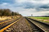 Eisenbahn Schienen