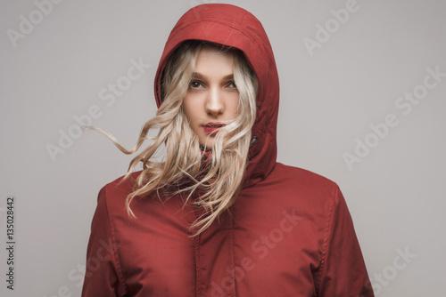 Valokuva warmth attire womens style