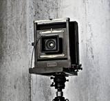 Vintage macchina fotografica