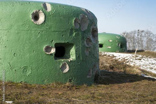 kopuły bunkier