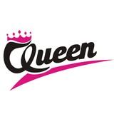 Queen typography