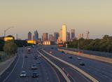 Skyscrapers in Downtown Dallas. Texas, USA