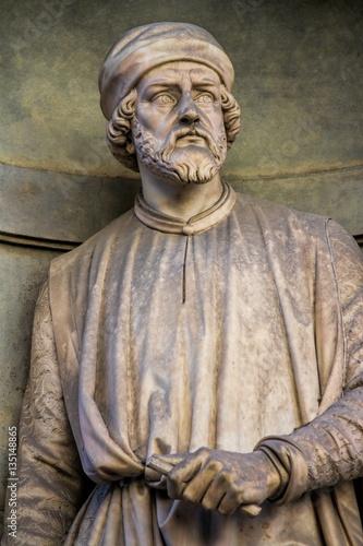 Poster Florenz, Donatello