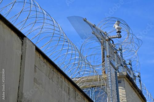 Poster Gefängnis