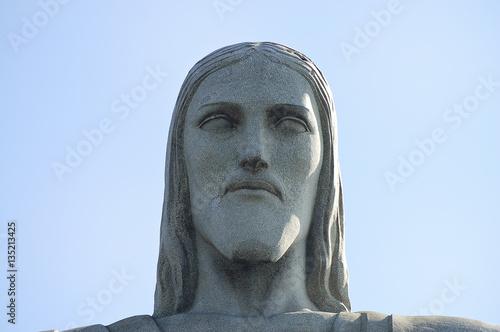Fotobehang Rio de Janeiro Christ The Redeemer - Rio de Janeiro - Brazil