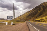Peru, Abra la Raya view point between Cusco and Puno.
