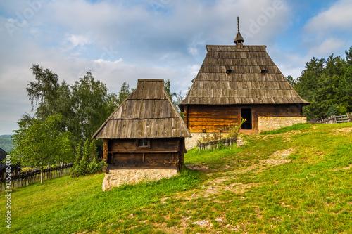 Valokuva Ethno village Sirogojno in Zlatibor surroundings, open-air museum
