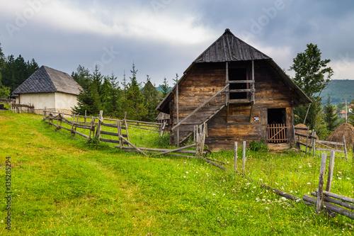 Plagát Ethno village Sirogojno in Zlatibor surroundings, open-air museum
