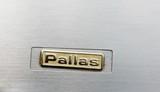 Schild Palla an Oldtimer Citroen