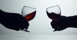 Celebration Wine Glasstoast