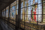 Stained glass - 135409048