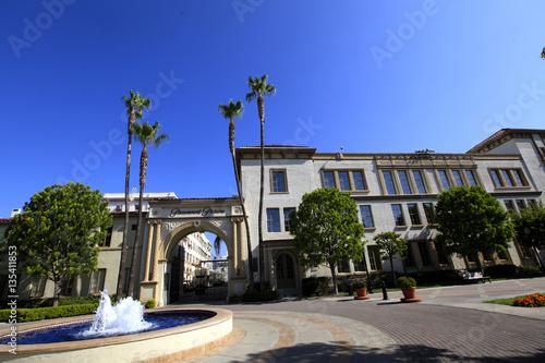 Plagát Los Angeles, studio de cinema