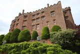 Historic Powis Castle in Wales, Great Britain - 135473613