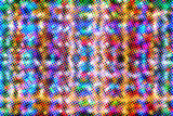 Colorful Halftone - 135481277
