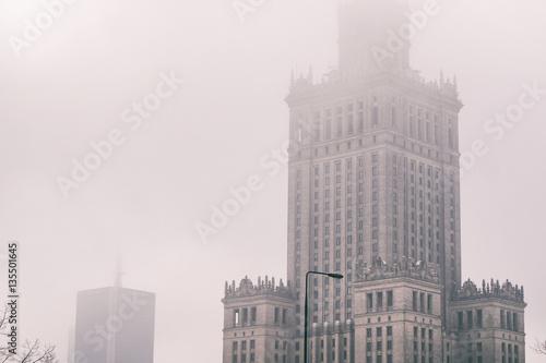 smog w Warszawie - 135501645