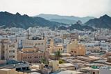 Muscat landscape