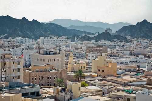 Muscat landscape Poster