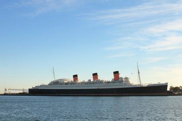 The Queen Mary - Long Beach - USA
